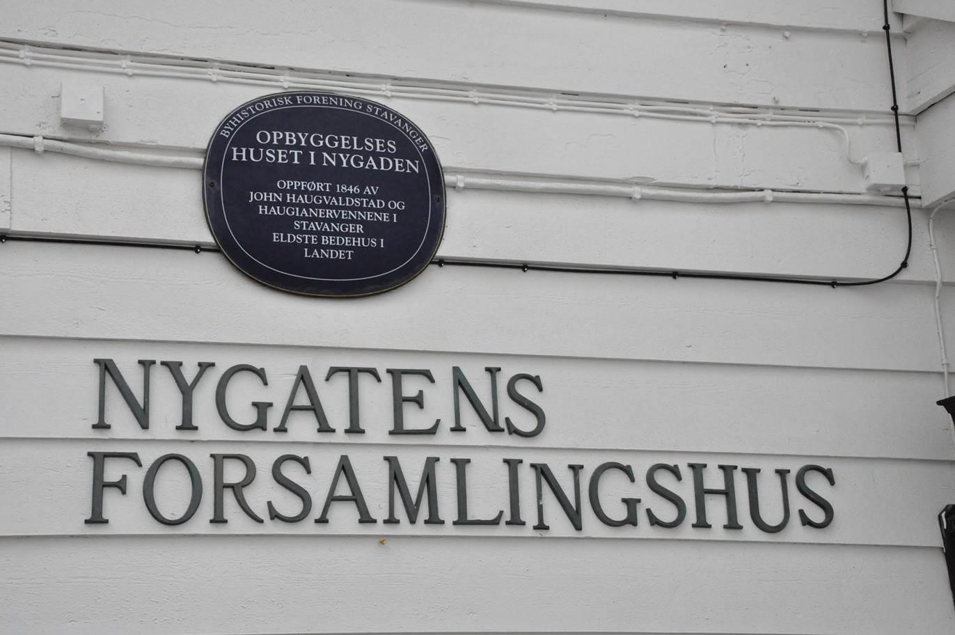 Norges eldste aktive bedehus